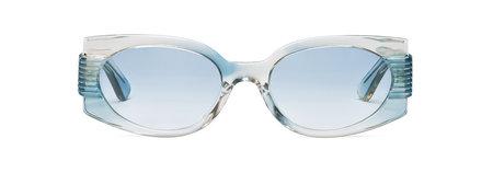 Carla Colour Obi Sunglasses - Blue Cloud