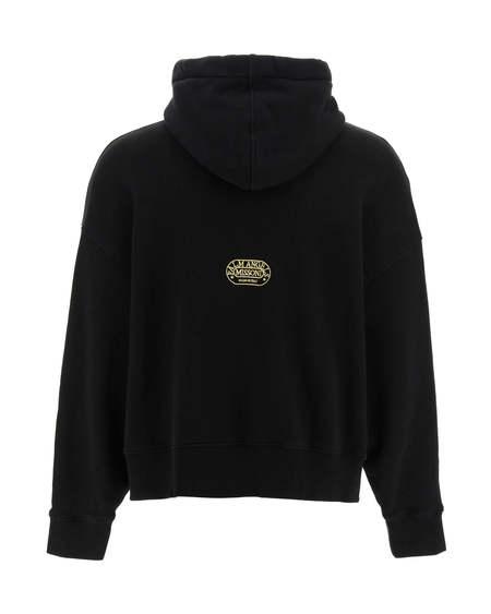 Palm Angels x Missoni Hoodie sweater - black