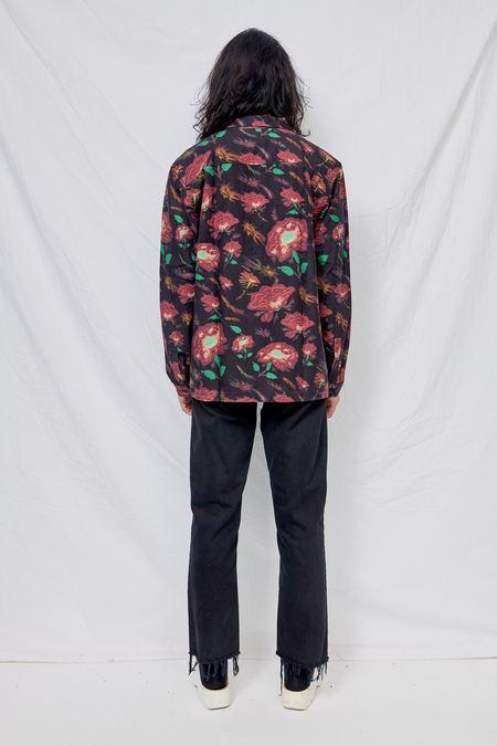 YMC Feathers Shirt - MULTI