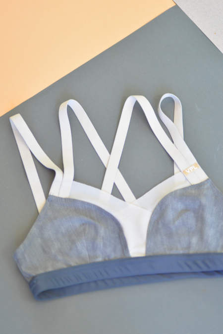 VPL Sport Nihon Bra - Weathered Grey
