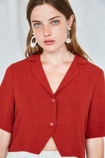 Eve Gravel GABRIELLE blouse