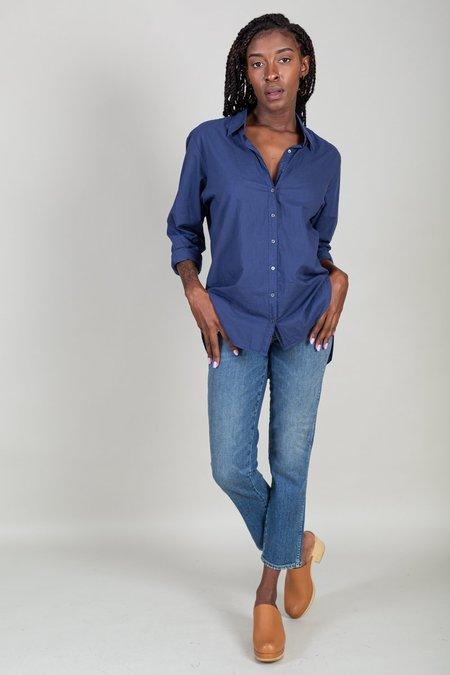 Xirena Beau Shirt - Navy