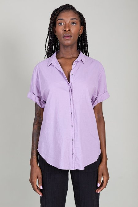 Xirena Channing Shirt - Orchid