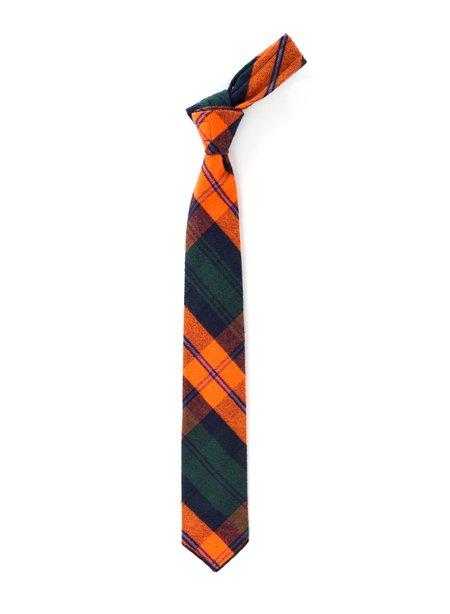 Engineered Garments Cotton Twill Neck Tie