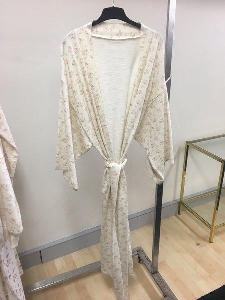 Jen's Pirate Booty Lazare SAMPLE Kimono - White Floral