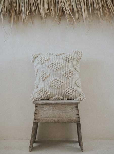 La Tiendita Tulum Guadalupe Pillow