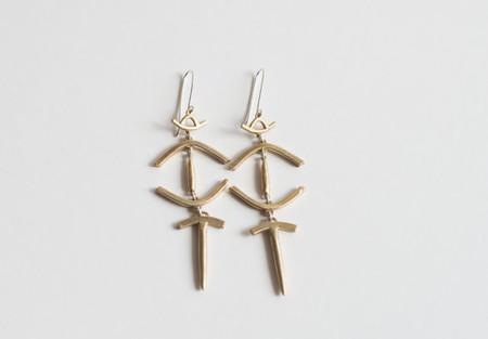 Lumafina Simka Earrings