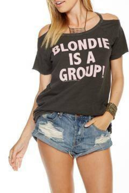 Chaser LA Blondie Is A Group T-shirt