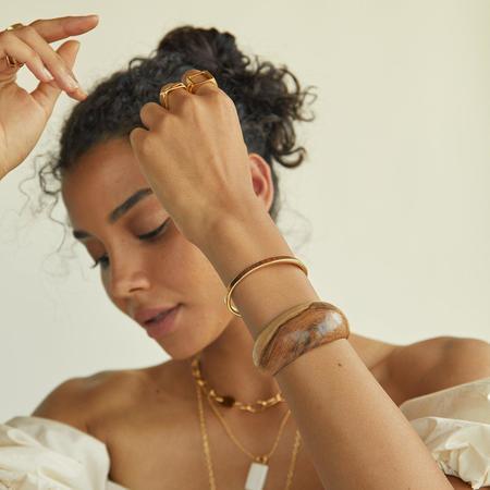 Soko Mvule Statement Cuff Bracelets