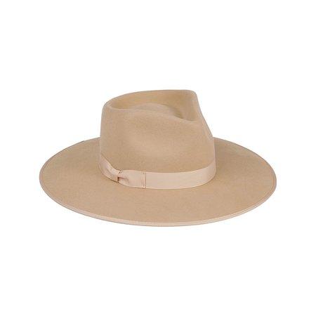 UNISEX Lack of Colour Caramel Rancher Hat - natural