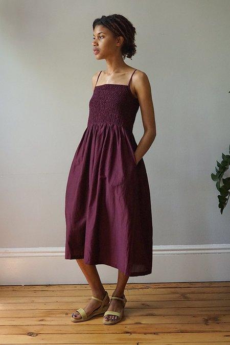 M.PATMOS Hester Dress - Mulberry