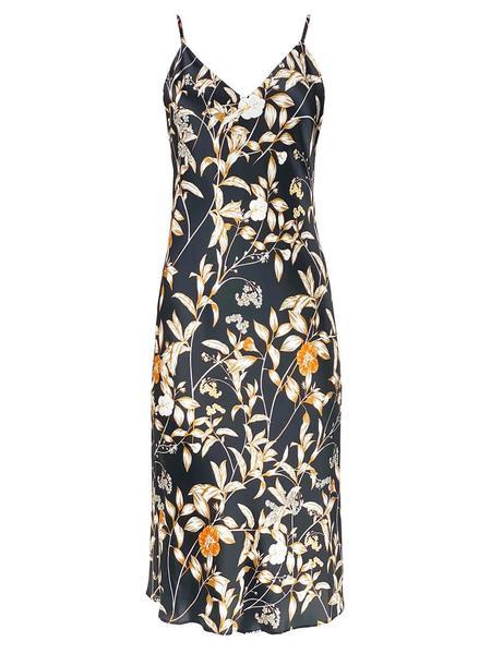 CHRISTY LYNN Esme Dress - Black Desert Rose
