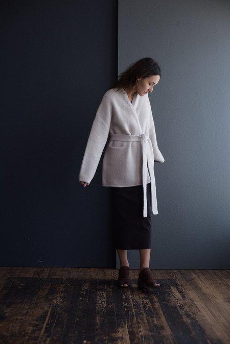 Lauren Manoogian Coto Cardigan - Plaster