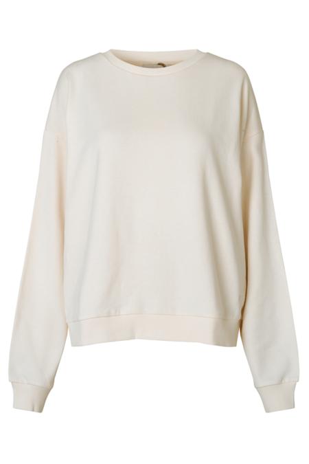 Just Female Drake Sweatshirt - Off White
