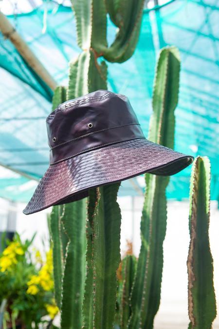 Tidy Street General Store Soeur Marley Hat - Aubergine