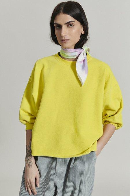 Rachel Comey Fond Sweatshirt - Citron