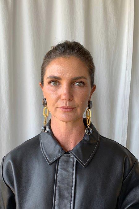 Rachel Comey Ayala Earring - Tortoise