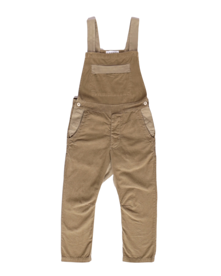 SEEKER Corduroy Overall - Army