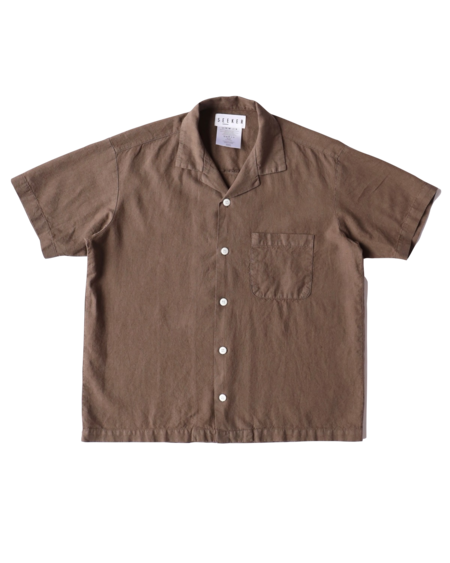 SEEKERVacation Shirt - Gravel