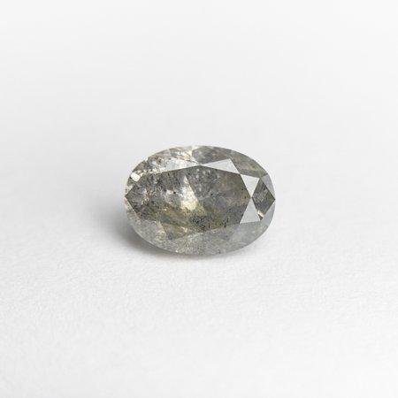 Misfit Diamonds Oval Brilliant - Grey