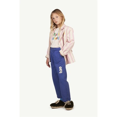 kids the animals observatory condor kids trousers - blue tao