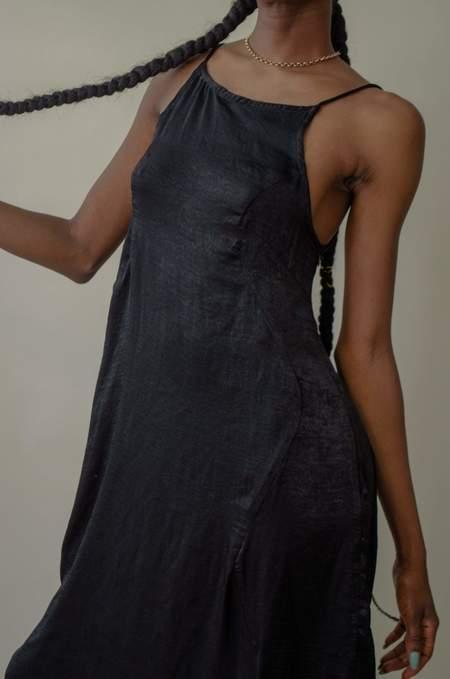 Nin Studio Flow Dress - Black
