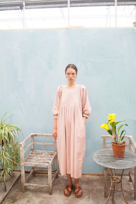 Tidy Street General Store The Regular Works Cotton Dress - Shell
