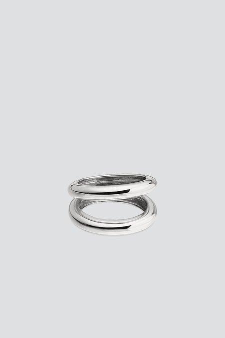 E.M. Kelly  Nina Ring - Sterling Silver