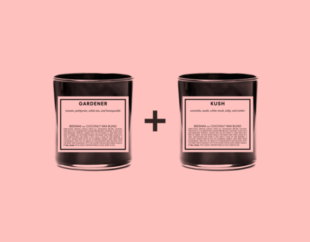 Boy Smells BOTANIS / SCENTED CANDLES