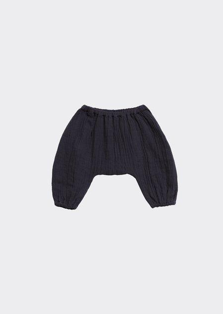 kids Caramel  Faraday Baby Trousers - Navy