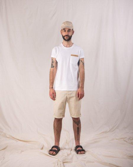 BERMUDA HOLIDAY CHEVRON DISPO shorts