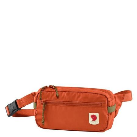 Fjallraven High Coast Hip Pack bag - Rowan Red