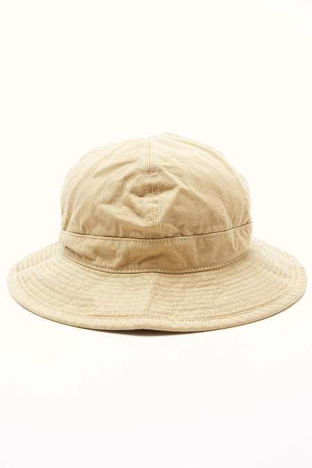 Orslow US Navy Chino Hat - Khaki