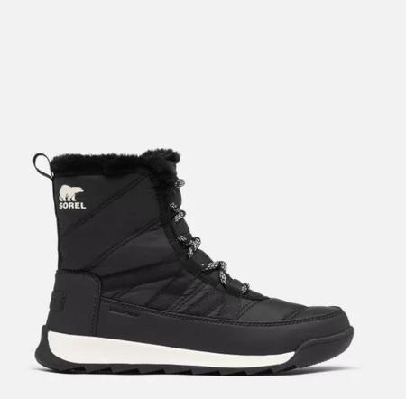 Sorel Women's Whitney II Short Lace boots - Black