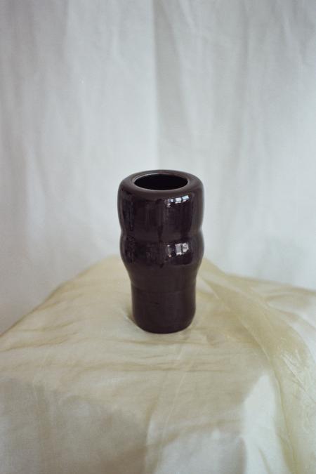 Amanda Marie Obsidian Vase