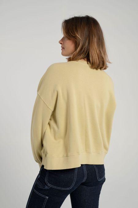 No.6 Smith Sweatshirt - Butter