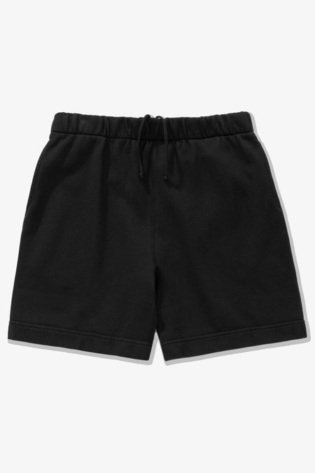 Lady White Co. Sweat Short - Black