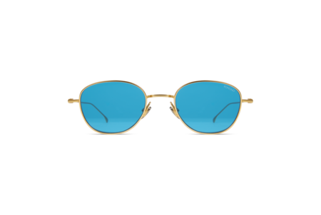 KOMONO Mercer Sunglasses - Turquoise