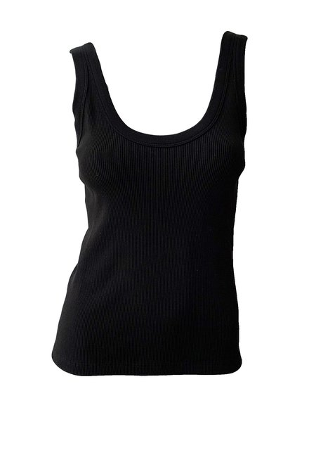 SOLD OUT Scoop It Up Tank - black