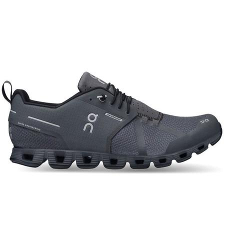 ON Running Cloud Waterproof Shoes - Eclipse / Rock