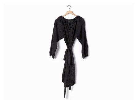 Alasdair Silk Shirtdress