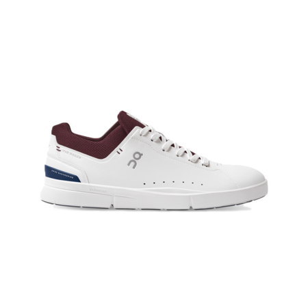 On Shoes The Roger Advantage Men 48.99151 sneakers - White/Mulberry