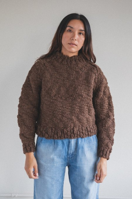 Ound Caven Sweater - Earth