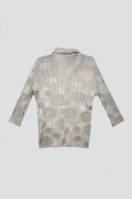 Vintage Pleats Please Shirt - Ash Circle