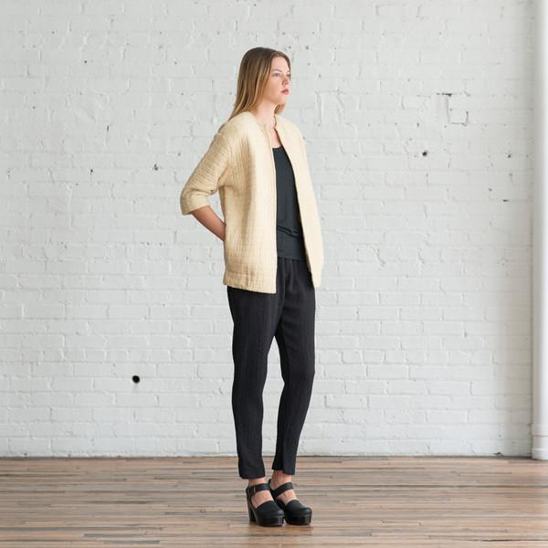 Anaak Awaji Quilted Coat