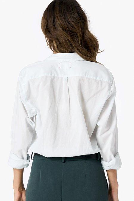 Xirena Beau Poplin Shirt - Blue Ice
