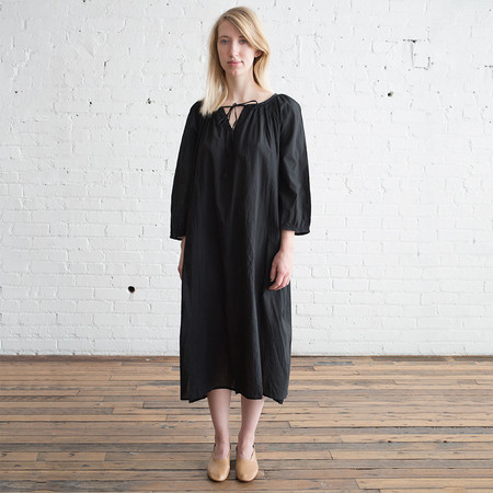 Domi Nightgown Black
