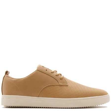 CLAE ELLINGTON SP - TAN WOVEN LEATHER