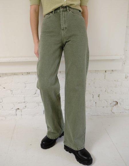 Dr. Denim Echo Jeans - Washed Green