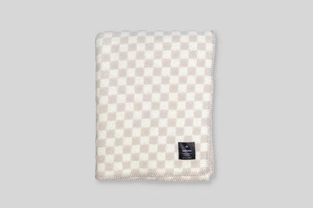 Norden Ostermalm Wool Blanket - Desert